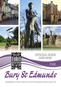 Official Guide to Bury St Edmunds 7th edition